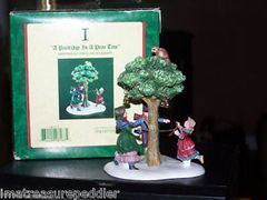 Deptartment 56 - Dickens Village - A Partridge In A Pear Tree # 58351