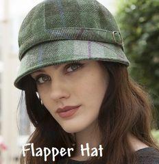 Hat - Ladies - Flapper - Made in Ireland