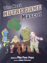 Book - The Next Notre Dame Mascot
