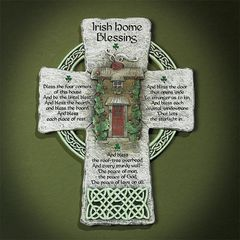 Cross - Irish Home Blessing