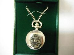Watch - Ladies Pendant - Claddagh - Mullingar Pewter - P286