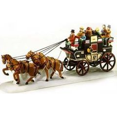 Department 56 - Dickens Village - Holiday Coach - # 55611