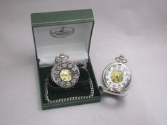 Watch - Pocket Watch - Mullingar Pewter P294