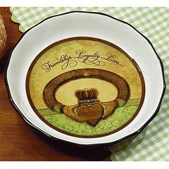 Pie Plate - Claddagh - AP #55420T