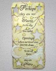 Plaque - Perhaps they are not Stars in the Sky