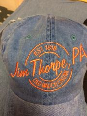 Cap - Baseball - Jim Thorpe - Old Mauch Chunk