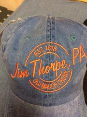 Cap - Baseball - Jim Thorpe - Old Mauch Chunk