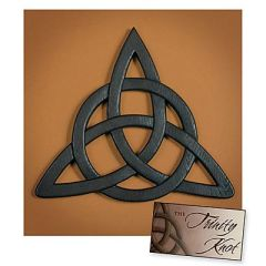 Wall Plaque - Trinity Knot - AP #50750
