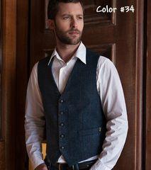 Vest - Waistcoat - Made in Ireland