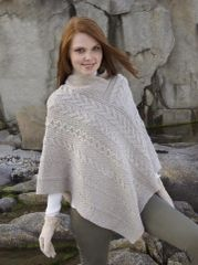 Poncho - West End Knitwear #SH4272