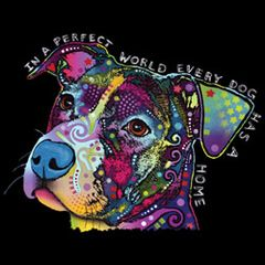 In a Perfect World - Neon - T-shirt