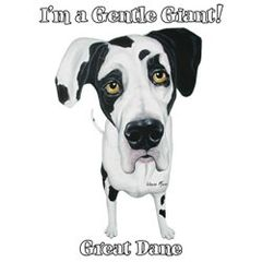 I'm a Gentle Giant - Great Dane - Sweatshirt