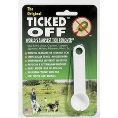 Ticked off tick remover