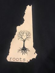 NH Roots Crew Neck Sweatshirt