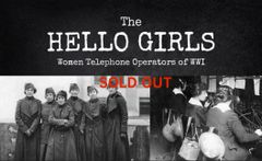 """The Hello Girls,"" Sunday, August 12 at 4:00 pm"