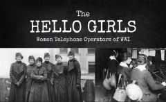 """The Hello Girls,"" Sunday, August 12 at 6:00 pm"