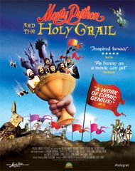 Monty Python and the Holy Grail, August 31, 2018, 7:00 pm
