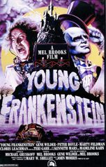 Young Frankenstein, Friday, October 26 at 7:00 pm