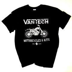 Classic Distressed VanTech Scrambler Tee Shirt