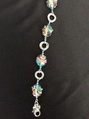 Starfish focal beads