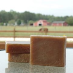 Santal ~ Handcrafed Aloe, Shea Butter, & Hemp Oil Soap