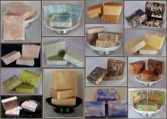 Mystery Bag! 3 Assorted Soaps ~ What Scents Will You Get?