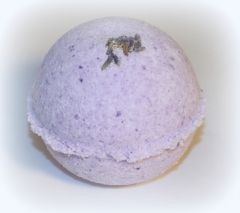Bath Bombs ~ PURPLE HAZE Aromatherapy Bath Bombs ~ 4.5oz