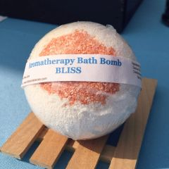 Bath Bombs ~ BLISS Aromatherapy Bath Bomb ~ 4.5oz