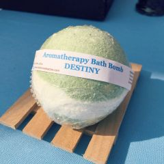 Bath Bombs ~ DESTINY Aromatherapy Bath Bomb ~ 4.5oz