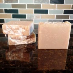 Sweet & Smoky ~ Handcrafted Beer, Shea Butter, & Hemp Oil Soap