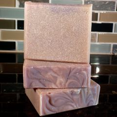 *LIMITED EDITION* Spring Honey ~ Handcrafted Goat's Milk, Shea Butter, & Hemp Oil Soap