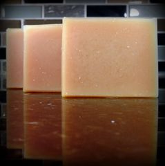 Fresh Citrus ~ Fresh Goat's Milk Soap, Shea Butter, & Hemp Oil Soap