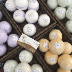Bath Bombs ~ Pick 3 Aromatherapy Bath Bombs!