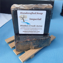 Imperial ~ Handcrafted Beer, Aloe, & Shea Butter Soap