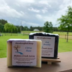 Soap of the Month Club ~ 2 Handcrafted Soaps Each Month!