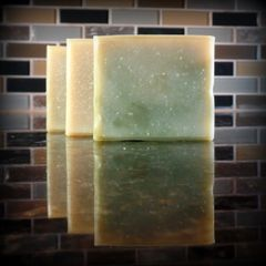 Invigorate ~ Handcrafted Goat's Milk, Shea Butter, & Hemp Oil Soap