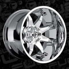 Fuel Offroad D508 Octane Wheels