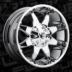 Fuel Offroad D520 Octane Wheels PVD