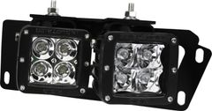 2010-2015 Dodge Ram LED Fog Light Kit **INCLUDES FOG LIGHTS**