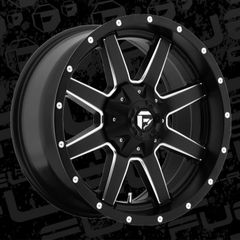 Fuel Offroad D538 Maverick Wheels