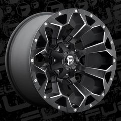 Fuel Offroad D546 Assault Wheels