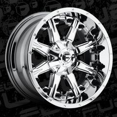 Fuel Offroad D540 Nutz Wheels