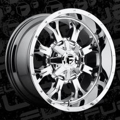 Fuel Offroad D527 Krank Wheels
