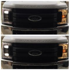 2017+ Super Duty Halogen to LED Conversion Harness