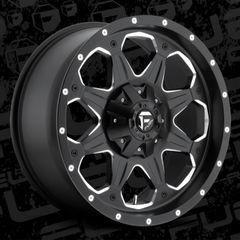 Fuel Offroad D534 Boost Wheels