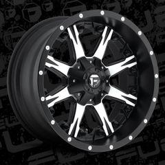 Fuel Offroad D541 Nutz Wheels