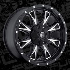 Fuel Offroad D513 Throttle Wheels