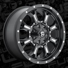 Fuel Offroad D517 Krank Wheels
