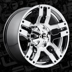 Fuel Offroad D528 Pump Wheels PVD