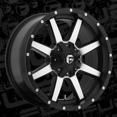Fuel Offroad D537 Maverick Wheels